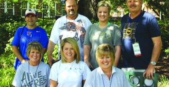 Antioch Baptist Church enjoys time at FUGE Camp at Mississippi College