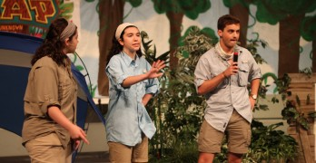 'Journey Off The Map' kicks off summer festivities at local churches