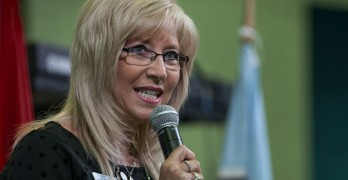 WMU elects Linda Cooper as new president