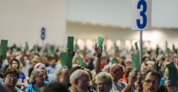 Nine resolutions adopted at SBC Annual Meeting