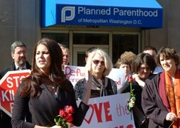 Fight to defund Planned Parenthood 'far from over'