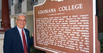 Brewer makes executive role changes at Louisiana College
