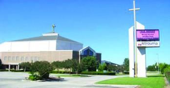 Baton Rouge Baptist Churches provided shelter, food, clothing
