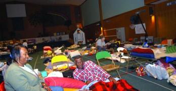 600 Katrina evacuees found shelter at Istrouma Baptist in Baton Rouge