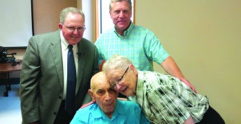 Warshaw: 101-year old babe in Christ