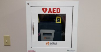 First Baptist Ponchatoula credits God, AED to helping save member's life