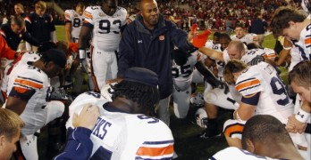Atheists hoping to sack football chaplains
