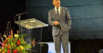 No. 1 need in Louisiana is power of God, Floyd says during LBC Annual Meeting