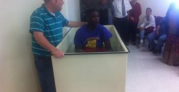 Life Point Church baptism