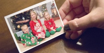 Home for Christmas: Siblings find 'forever family'