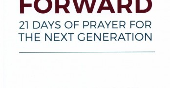 Start the new year off right by praying it forward