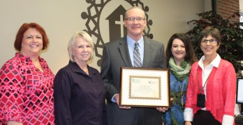 Louisiana Baptist Children's honored by Louisiana Department of Children and Family Services