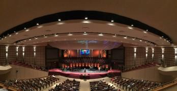 Moving testimonies epitomized God's power and grace at Louisiana Baptists Evangelism Conference
