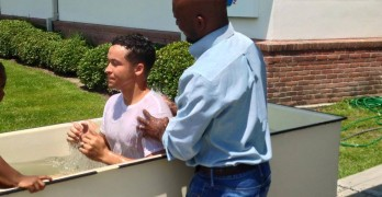 NOLA church plants above national average for baptisms