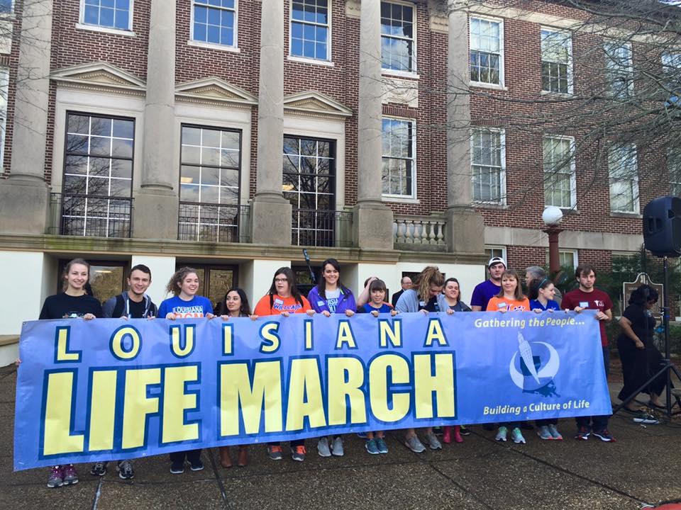 Louisiana Life March Cenla