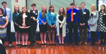 Parkway's Anderson wins Louisiana College's Smith Scholarship