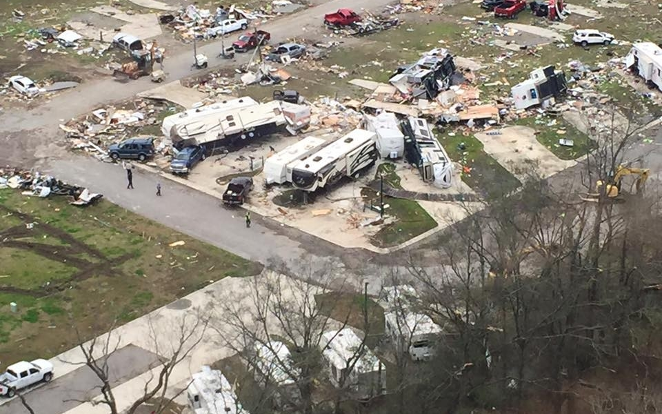 Trailer park damage2