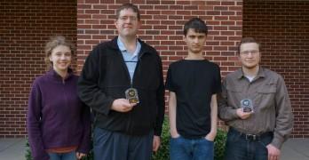 LC's debate team wins in two categories
