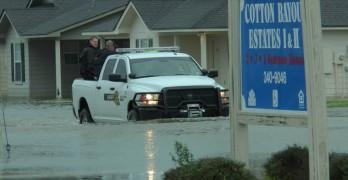 VIDEO: Alabama Baptist Disaster Relief volunteers helping hard-hit Monroe