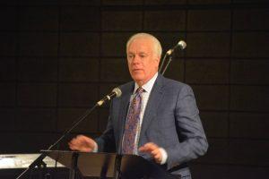 Louisiana Baptist Convention Executive Director David Hankins