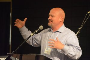 Louisiana Baptist Convention President Gevan Spinney.