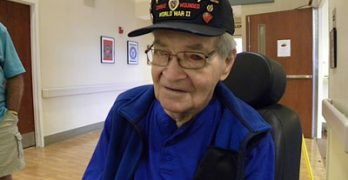 MEMORIAL DAY: Jimmy Connelly's greatest honor