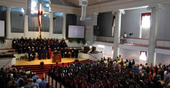Louisianans among those graduating from Southern Baptist seminaries
