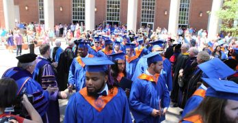 Louisiana College awards degrees to 101 during May graduation ceremony