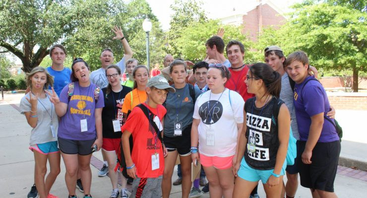 First Baptist Church Arcadia returns to FUGE Camp at Mississippi College