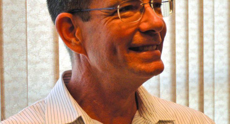 Evangeline Baptist Director of Mission David Carlton