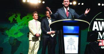 Presidential election, Confederate  flag resolution highlight SBC