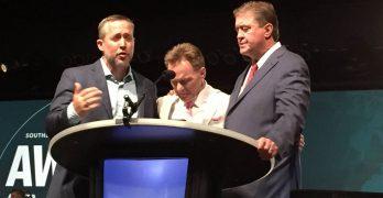 Seeking unity, Greear withdraws from race, Gaines wins SBC presidency