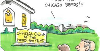 Joe McKeever cartoon