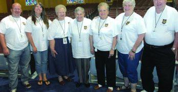 Senior Adults enjoy Hilltop University at ETBU
