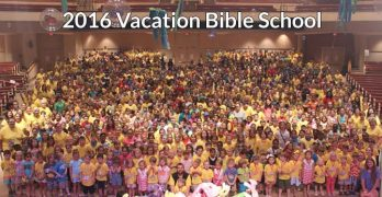Vacation Bible School and Reaching the Next Generation