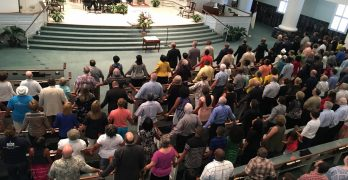 Intentional prayer life needed after recent events in Baton Rouge, Middleton says