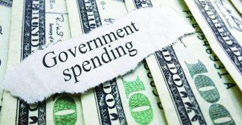 We still have a spending problem
