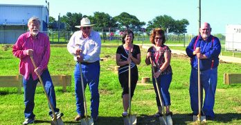 Pushing past aside, persistent Johnson Bayou finally breaks ground on new church building