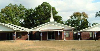 Louisiana Baptist churches  face burglaries and vandalism