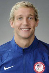Caeleb Dressel Photo courtesy of USA Swimming