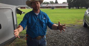 Blood River pastor calls for more Sheetrock donations