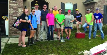 Longview Baptist answering the call for help