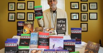 Christian book publishing ministry expands; Chalmette pastor amazed as God opens doors