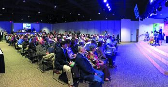 Georgia Barnette Conference Center: a dream becomes reality
