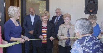 Louisiana Baptists dedicate Georgia Barnette Conference Center
