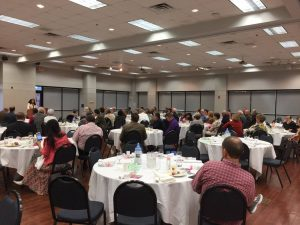 The Cenla Pro-Life Prayer Breakfast, held Oct. 26, increased awareness and raised funds for the promotion of and expenses related to the Louisiana Life March Central, scheduled for Saturday, Feb. 4, 2017. Louisiana College hosted the event.