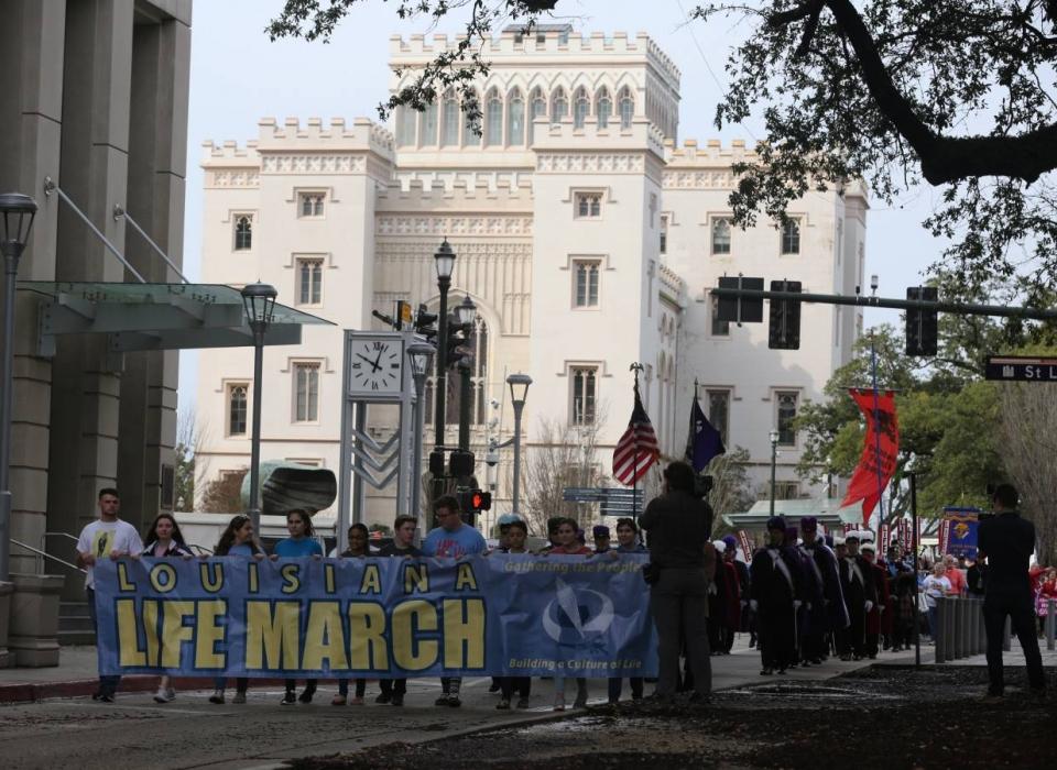 Louisiana Life March South 02