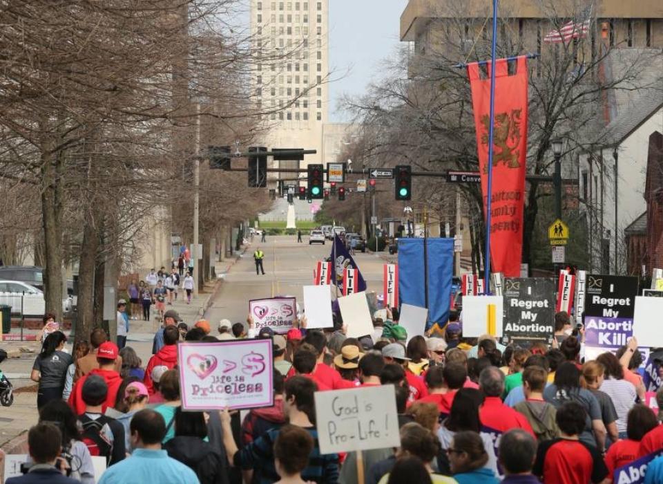 Louisiana Life March South 03