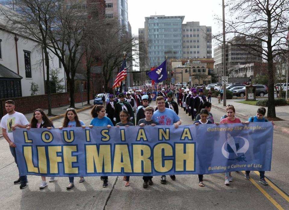 Louisiana Life March South 04