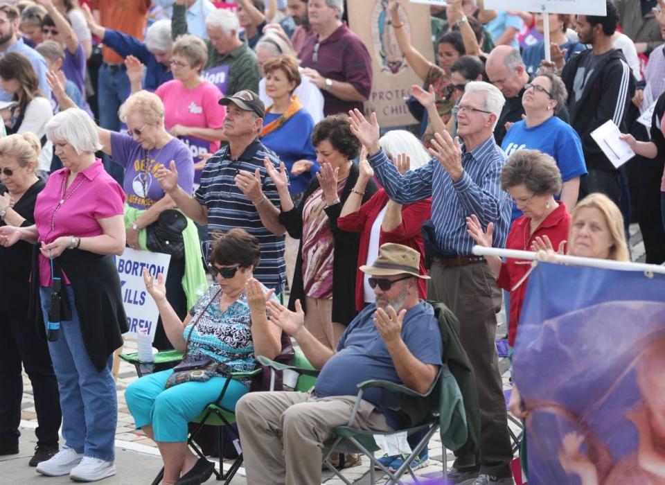 Louisiana Life March South 13